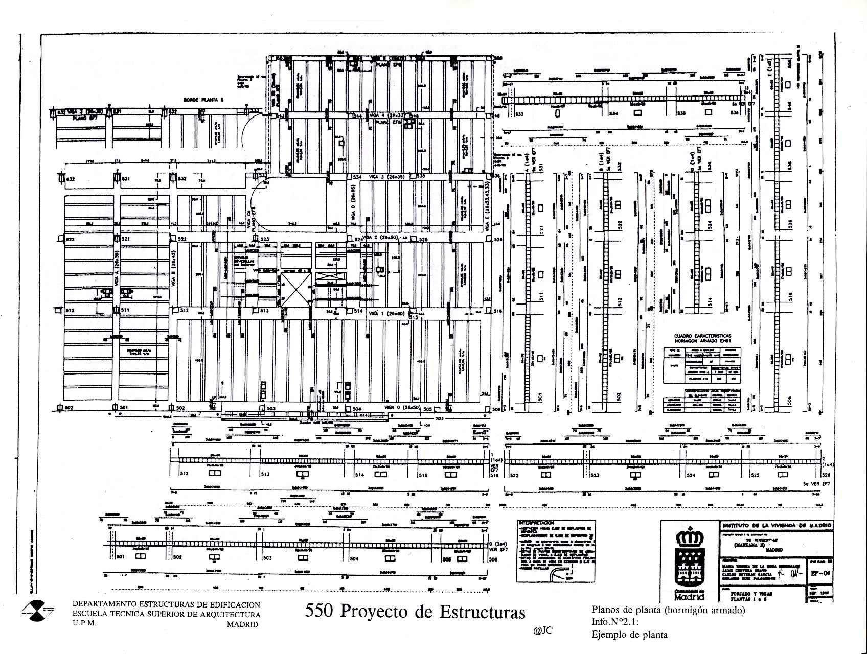 Estructuras de las plantas componentes de las plantas for Estructuras arquitectura pdf